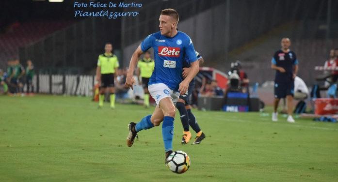 """Zielinski: """"Piotr sta benissimo a Napoli, resterà ancora molti anni"""""""