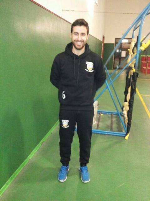 Virtus Arechi Salerno, Antonio Carone secondo assistente di coach Paternoster
