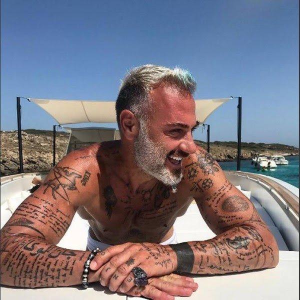 Gianluca Vacchi: debiti oltre 10 milioni di euro…tutto sequestrato!