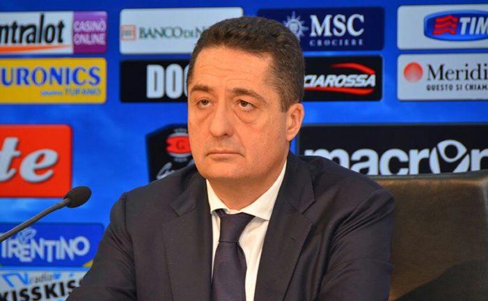 """Lombardo: """"Ghoulam torna dopo la sosta, Younes a fine anno"""""""