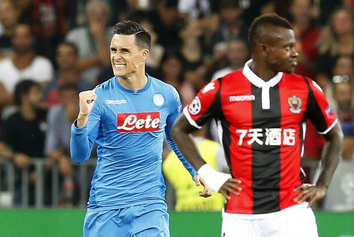 Gol e spettacolo: il Napoli incanta l'Italia e l'Europa già ad inizio stagione