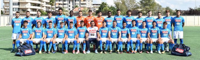 Youth League, Shakhtar Donetsk-Napoli 1-2