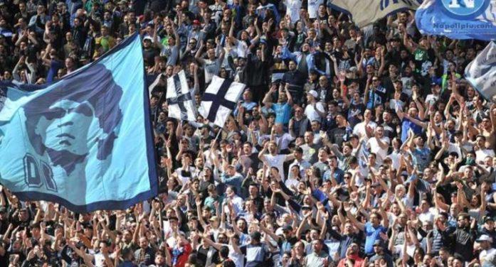 Al San Paolo torna la musichetta Champions, pronto l'urlo dei 40.000