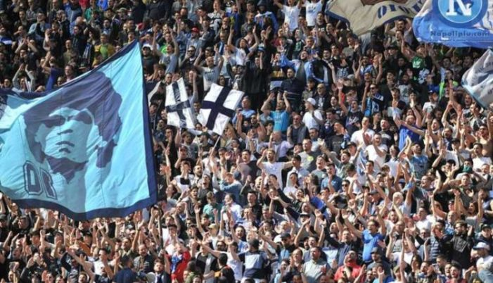 Atalanta-Napoli, trasferta vietata ai tifosi azzurri residenti in Campania