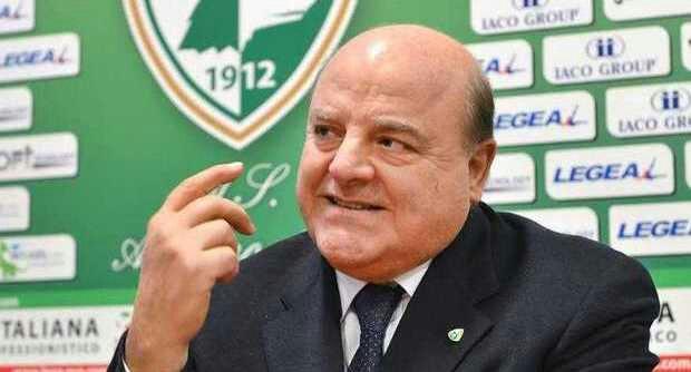 Avellino,Walter Taccone: non si può perdere contro questa Cremonese
