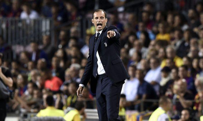 """Juventus, Allegri: """"Queste partite vanno affrontate con la testa, Higuain deve stare più sereno"""""""