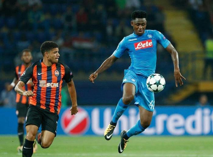 LE PAGELLE DEGLI AZZURRI –Shakhtar Napoli 2-1, erroraccidi Reina, Hamsik conferma il momento no