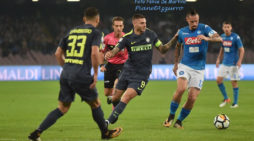 PHOTO GALLERY: 21-10-2017 Napoli vs Inter