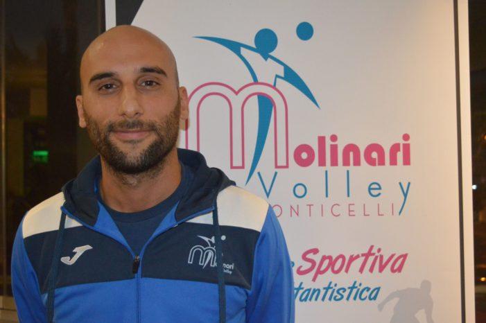 PALLAVOLO – Molinari Ponticelli: severo test a Bari