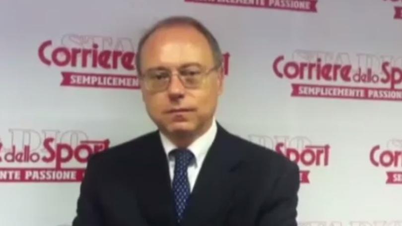 """Vocalelli: """"Ieri Napoli sfortunato, ma la sfortuna si batte con i top player"""""""