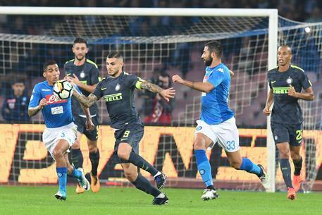 LE PAGELLE DEGLI AZZURRI: Napoli-Inter 0-0, Mertens inguardabile, Albiol una sicurezza