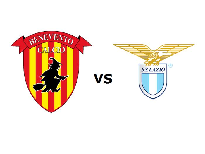 Manita della Lazio al Benevento: termina 5-1 il posticipo delle 12.30