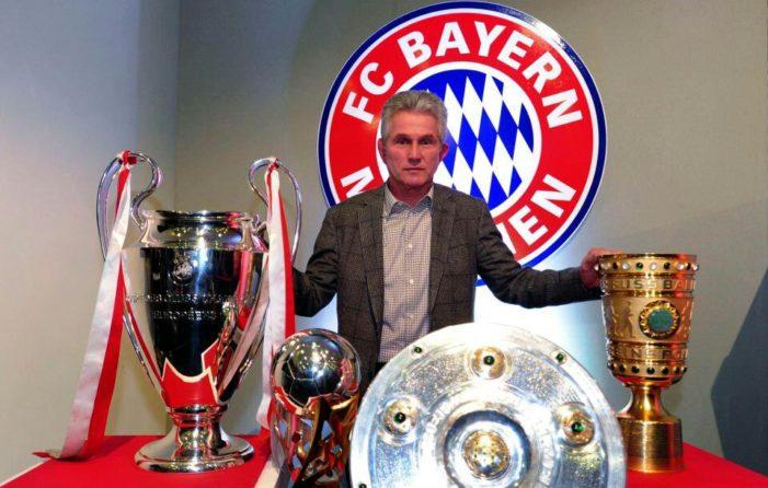 Bayern Monaco, ufficiale il ritorno di Heynckes in panchina