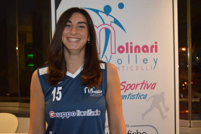 PALLAVOLO – Molinari Ponticelli domani il derby con l'Accademia Benevento