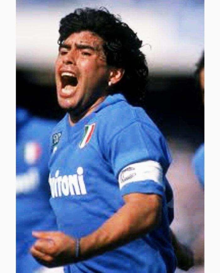 Carmen Di Pietro: ho avuto una storia clandestina con Maradona
