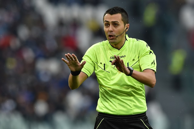 Il Fischietto di Benevento vs Napoli