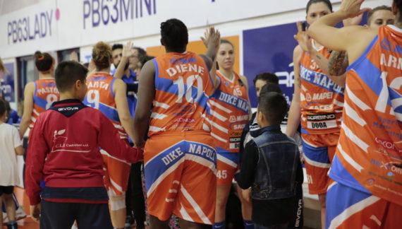La Saces Mapei Givova contro Broni per la prima vittoria in casa