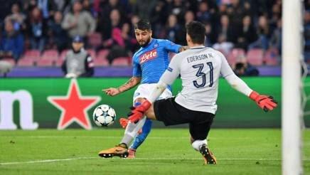 LA PARTITA: Napoli-Manchester City, adesso la strada in Champions si complica di brutto