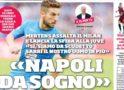 """Mertens: """"Innamorato di Napoli, Sarri uomo in più"""""""