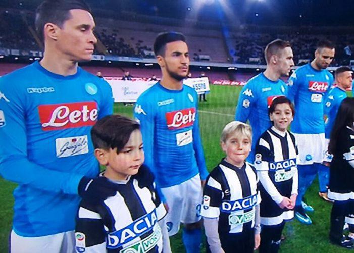 LE PAGELLE DEGLI AZZURRI: Coppa Italia, Napoli-Udinese 1-0, seconde linee così e così, ci pensa Insigne