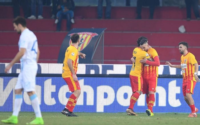 Benevento, con il Crotone ultima chance salvezza