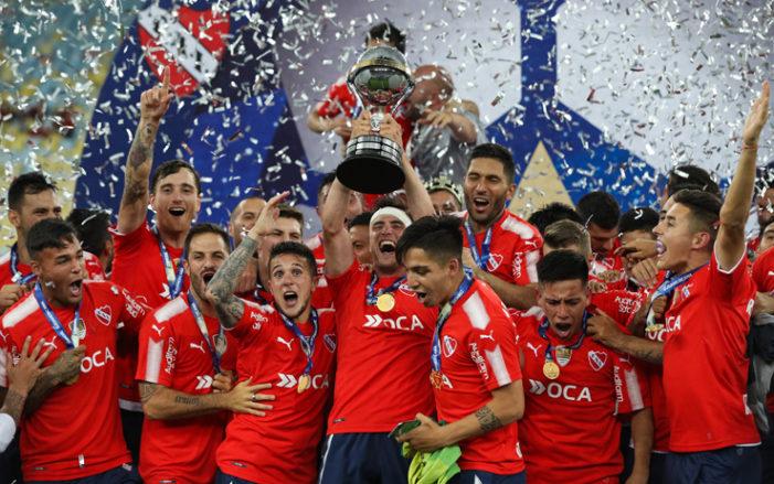 Copa Sudamericana: Independiente campione
