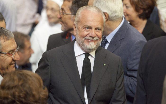 Incontro De Laurentiis-Sarri: ecco cosa avrebbe proposto il patron azzurro. Milan su Reina per sostituire Donnarumma