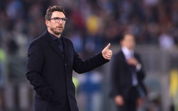 """Di Francesco: """"Svolta dopo il ko contro il Napoli"""""""