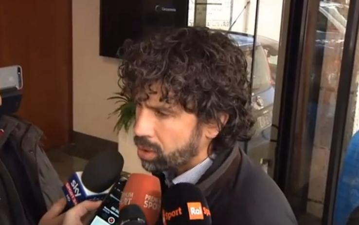 """Damiano Tommasi: """"Priorità assoluta alla salute dei calciatori"""""""