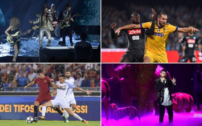 Finale X Factor, sfida a 4 come la Serie A