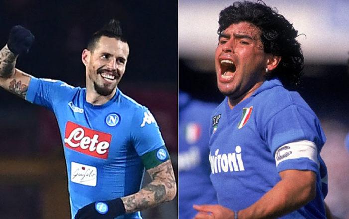 LA PARTITA – Torino-Napoli 1-3, gli azzurri tornano al primo posto. Hamsik nella leggenda