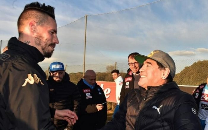EDITORIALE: Hamsik-Maradona, la Sampdoria nel destino!