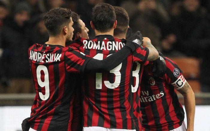 Milan, la Coppa Italia come pass per l'Europa