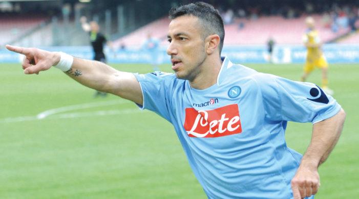Napoli-Sampdoria 3-2, primo tempo show al San Paolo