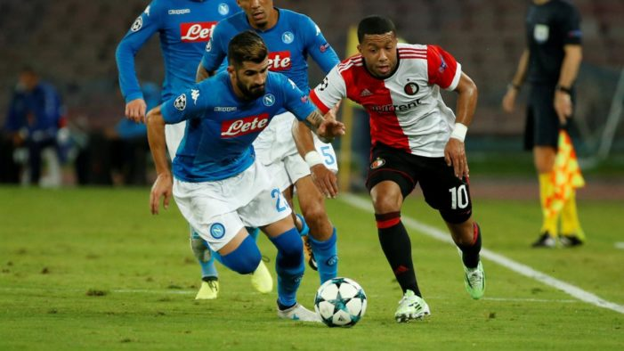 LA PARTITA – Feyenoord-Napoli 2-1, azzurri in Europa League