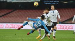PHOTO GALLERY: 2-1-2018 Napoli vs Atalanta