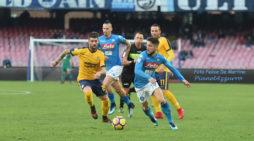 PHOTO GALLERY: 6-1-2018 Napoli vs Verona