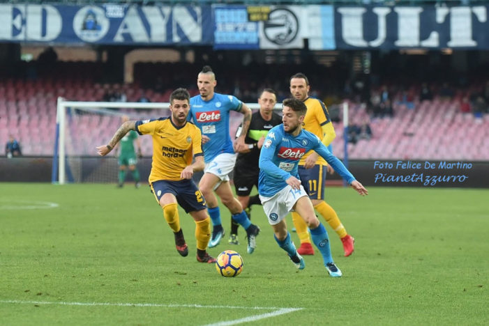 PHOTO GALLERY: 6-1-2018 Napoli vs Verona