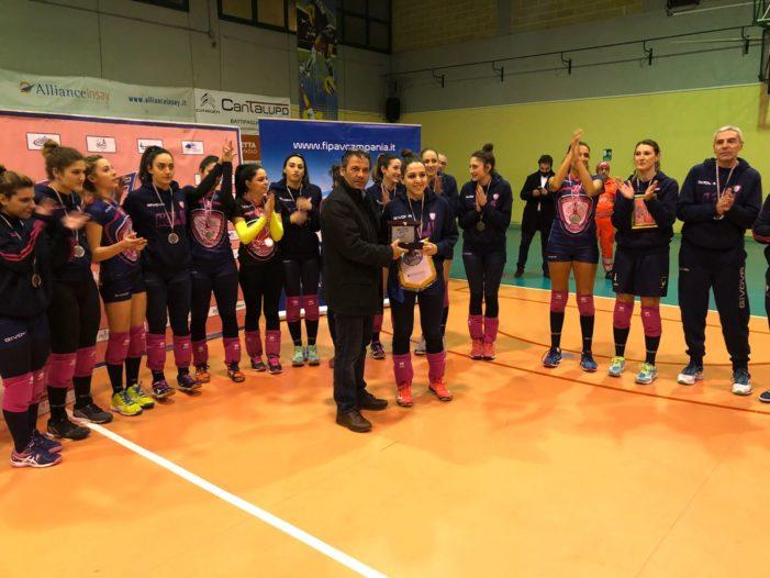 PALLAVOLO – Coppa Campania, Nola battuto in finale