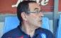 """Sarri: """"Il nostro obiettivo resta tornare in Champions League. Insigne? Litighiamo tutti i giorni in allenamento, sono episodi normali"""""""