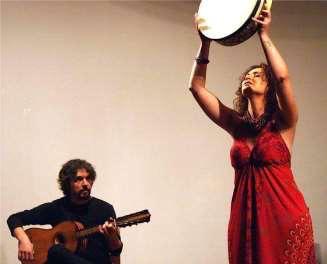 """Fiorenza Calogero """"Live in Naples"""" concerto al Domus Ars"""