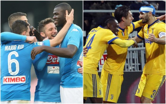 Serie A: sorpasso Juve nelle quote scudetto, il Napoli insegue a 1,95