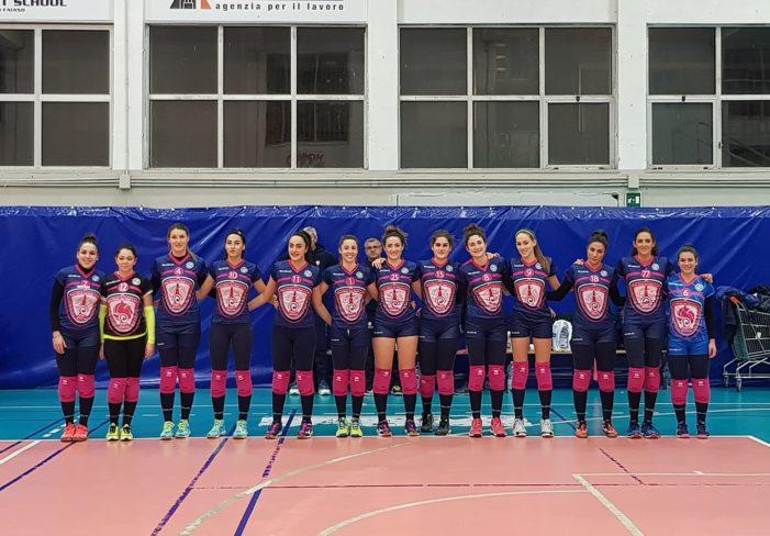 PALLAVOLO – Nola invincibile, vittoria anche a Pontecagnano