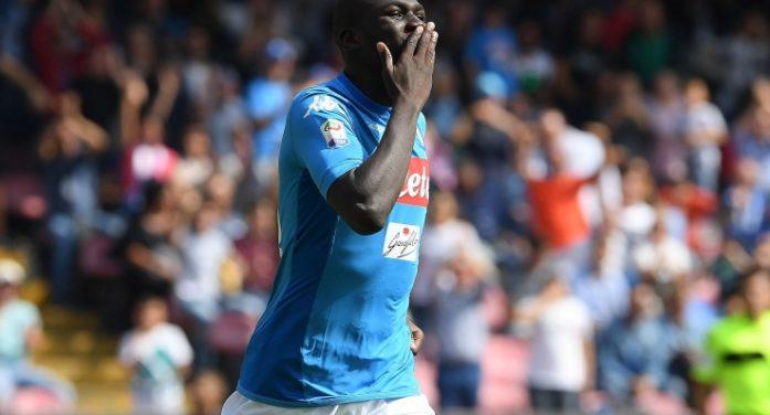 Koulibaly abbatte la Mole e trascina la squadra azzurra ad un successo storico
