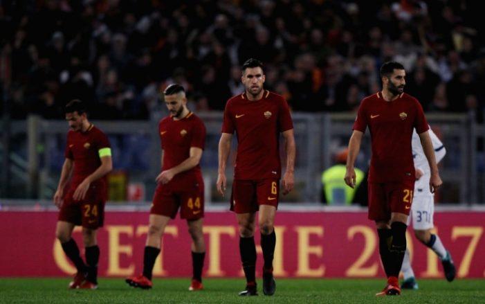 Serie A: Roma-Sampdoria, l'80% delle giocate sull'«1»