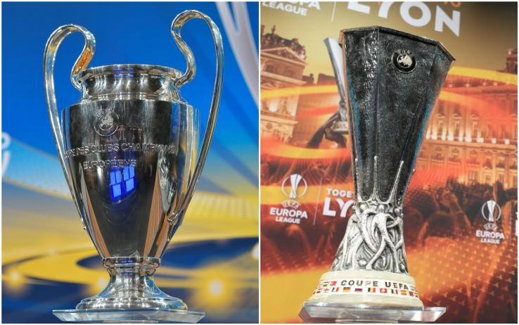 Champions League 2018 19 Pinterest: 2018-19, Come Cambiano Champions E Europa League
