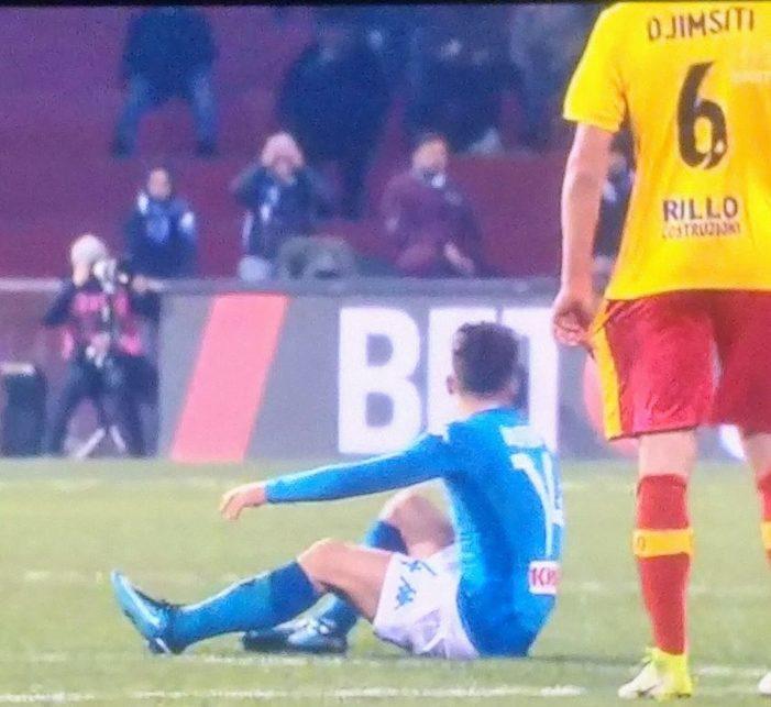 LE PAGELLE DEGLI AZZURRI: Benevento-Napoli 0-2, Mertens ed Hamsik stendono la strega