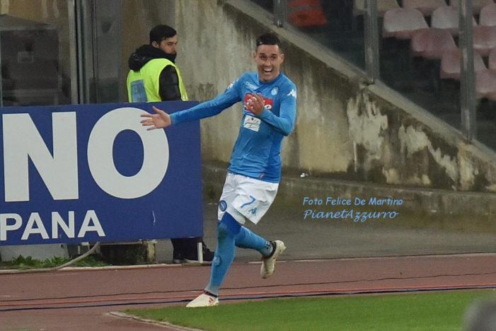 Anteprima partita Sassuolo vs Napoli