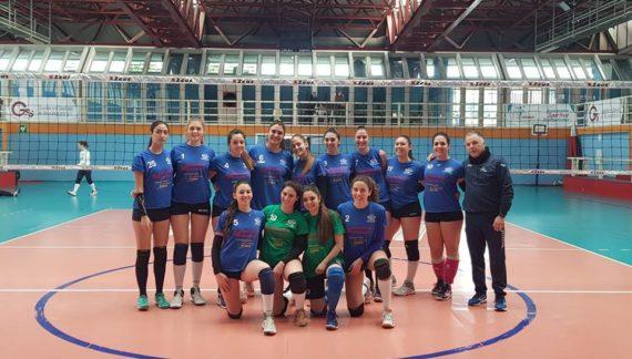 PALLAVOLO – Molinari Ponticelli, big match in casa della Lazio Terracina