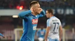 PHOTO GALLERY: 10-2-2018 Napoli vs Lazio